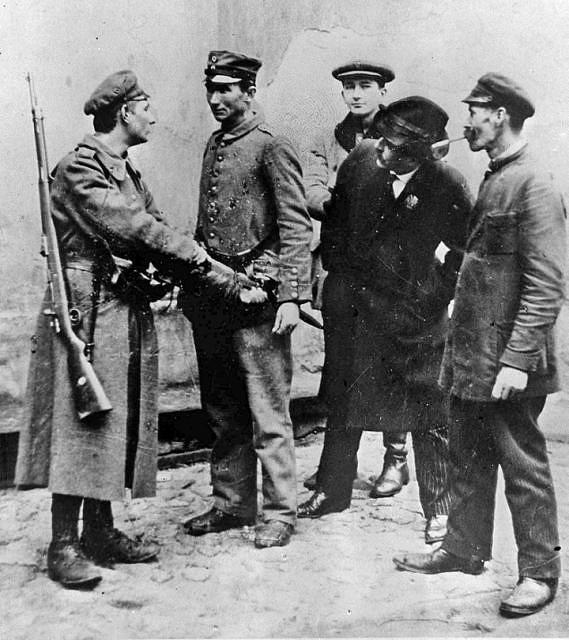 19.rozbrajanie Niemców1918
