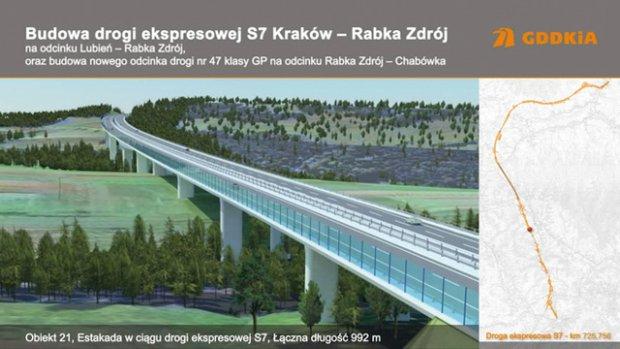 z14059658Q,Projekt--fragment-drogi-ekspresowej-Krakow-Rabka-Z