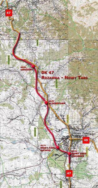Orientacja Rdzawka- Nowy Targ dk 47