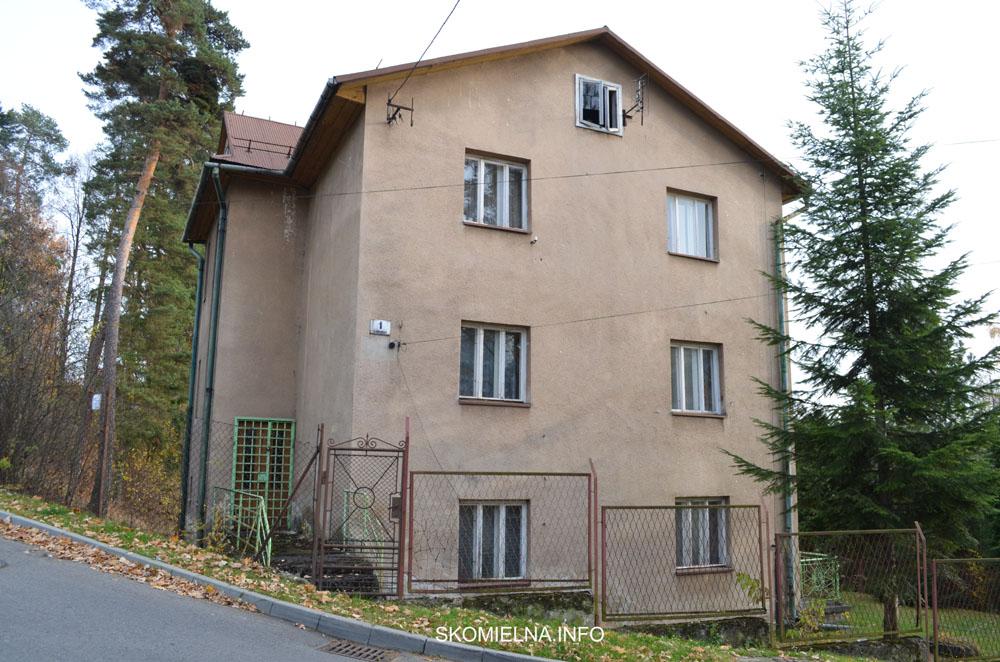 Rabka ul.Kościuszki 1 była siedziba RUSW